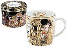 Carmani - Porcelain Mug for tea or coffee in a