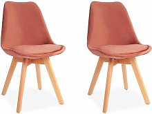 Carol Upholstered Dining Chair Isabelline