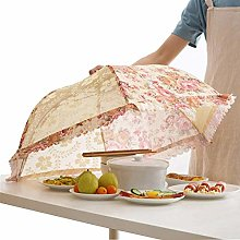 Carolilly Food Covers Mesh Pop Up Umbrella