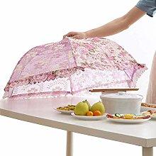 Carolilly Food Covers Mesh Pop Up Umbrella