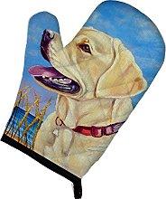 Caroline's Treasures Yellow Labrador at The