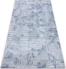 Carpet ACRYLIC DIZAYN 8840 blue Shades of blue