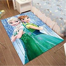 Carpet Aisha Princess Cartoon Anime Frozen Rug
