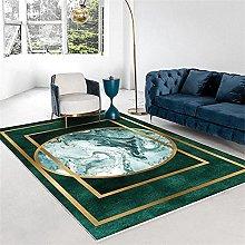 Carpet Anti Slip Small Grey Rug For Living Room