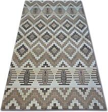 Carpet ARGENT - W4809 Diamonds Beige Shades of