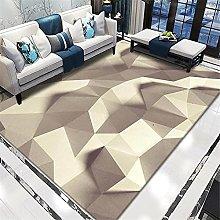 Carpet Bedroom Fireplace Rug Gray beige pattern
