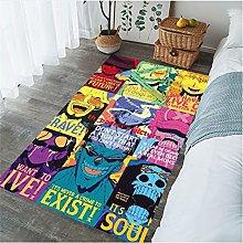 Carpet Bedside Bedroom Living Room Child Rug Kids