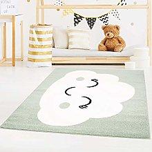 carpet city Bubble Kids Children's Rug Flat