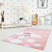 Carpet City Children's Room Bueno Rug, Contour