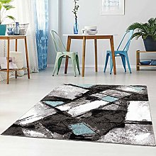 Carpet City Runner Rug Flat Pile Modern Mottled