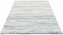 carpet city Shaggy Deep-Pile Rug - Modern Mottled