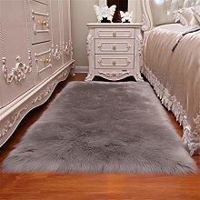 Carpet for living room 160x230 modern plush soft