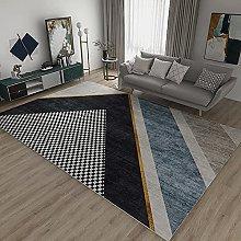 Carpet home decor accessories bedroom Blue yellow