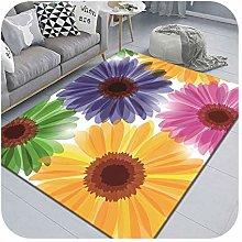 Carpet Living Room Bedroom Large Area Printed