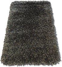 Carpet LOVE SHAGGY design 93600 black/brown Shades