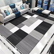 Carpet oitdoor rug Breathable Comfort Black Gray