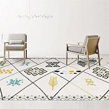 Carpet pastel bedroom accessories Blue yellow