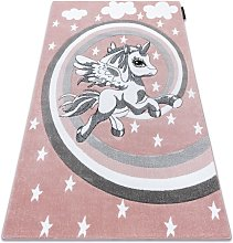 Carpet PETIT PONY pink Shades of pink 160x220 cm