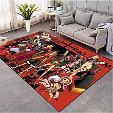 Carpet Rectangular Bedroom Living Room Bedside