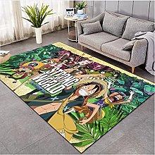 Carpet Rectangular Living Room Bedroom Bedside