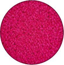 Carpet round ETON pink Shades of pink round 200 cm