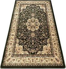 Carpet ROYAL AGY design 0521 dark green Shades of