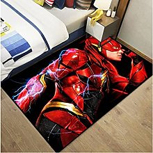 Carpet Rug Anime Dc Justice League Household