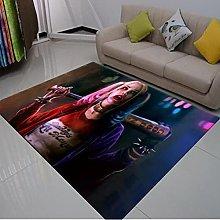 Carpet Rug Marvel Bedroom Bedside Living Room