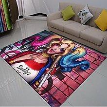 Carpet Rug Marvel Living Room Bedroom Bedside