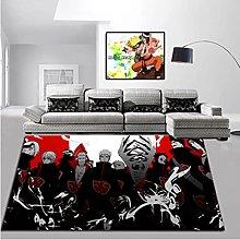Carpet Rug Naruto Anime Naruto Rectangle Living