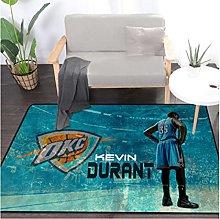Carpet Rug Nba Living Room Sofa Coffee Table