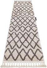 Carpet, Runner BERBER BENI cream - for the