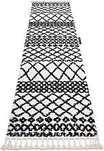 Carpet, Runner BERBER SAFI white - for the