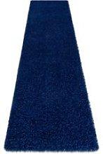 Carpet, Runner SOFFI shaggy 5cm navy - for the