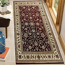 Carpet Runners Rugs Bedroom - Floral Patterned Low
