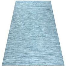 Carpet SISAL PATIO 2778 Flat woven turquoise