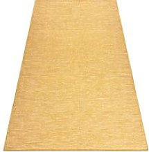 Carpet SISAL PATIO 2778 Flat woven yellow, gold