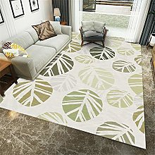 Carpet Tiles For Stairs Minimalist Leaf Pattern