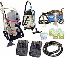 Carpet Upholstery Cleaning Pack (Aquarius