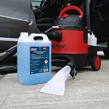 Carpet/Upholstery Detergent 5L - Sealey