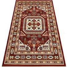 Carpet VERA 2372 oriental, ethnic terra claret