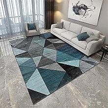 Carpets carpets for living room Blue black gray