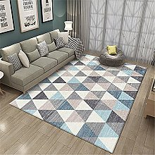 Carpets carpets for living room Blue gray cream