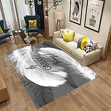 Carpets carpets for living room Gray white