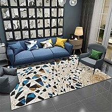 Carpets For Living Room Broken Geometric Pattern