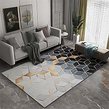 Carpets For Living Room Gradient Geometric Modern
