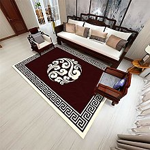 Carpets For Living Room Large brown Carpet brown