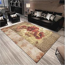 Carpets For Living Room Large Quaint Rural Style