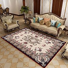 Carpets For Living Room Large Retro Traditional