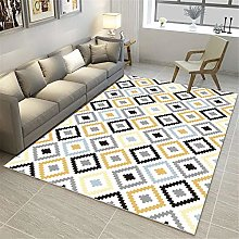 carpets for living room large YELLOW CRYSTAL